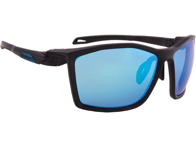 Alpina Twist Five CM+ Glasses black matt-blue